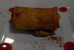 paquetitos-de-manzana-sobre-crema-de-turron