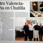 Encuentro Valencia Cantabria